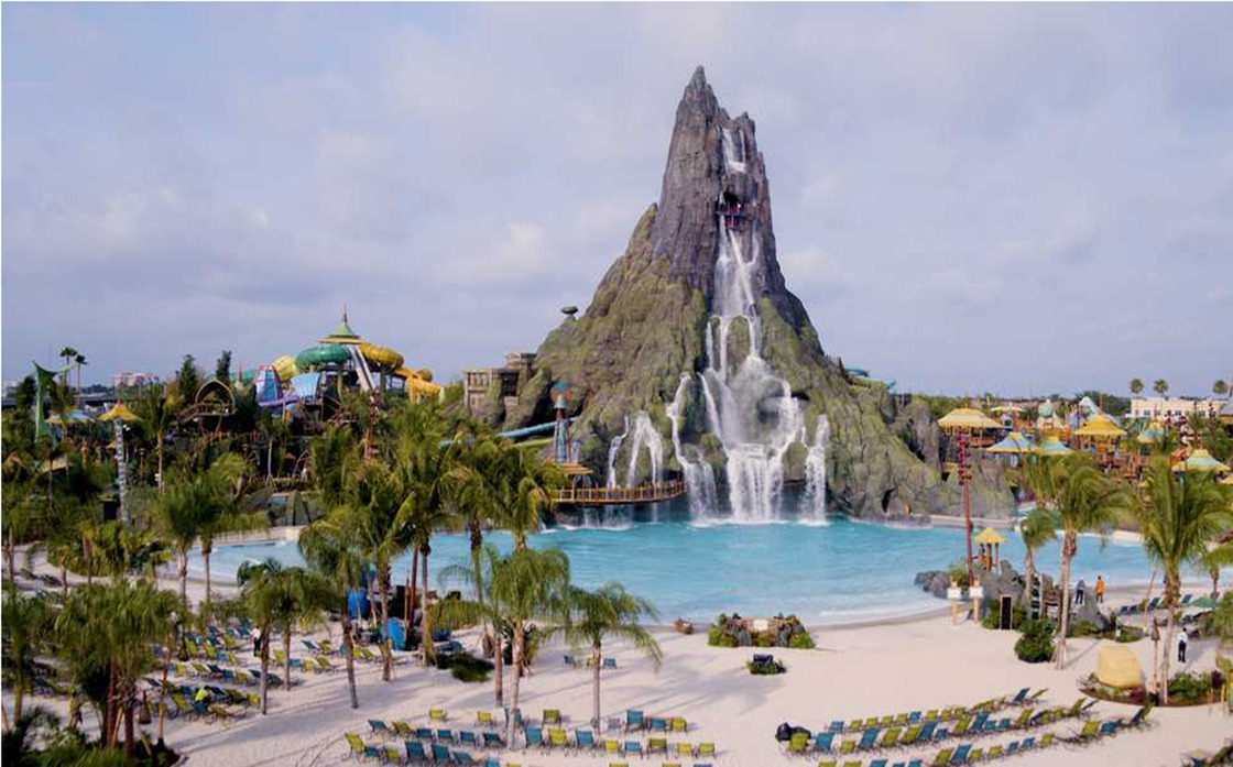 Universal's New Water Park: Volcano Bay – Opening 25th of May 2017